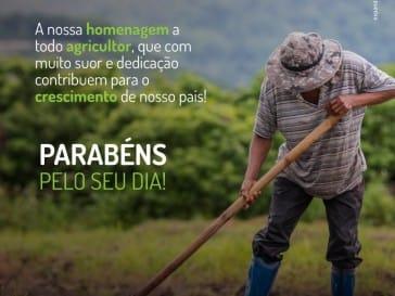 28 DE JULHO, DIA DO AGRICULTOR!