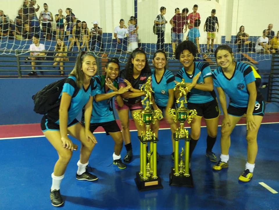 Torneio feminino ginásio de esportes Pereirão