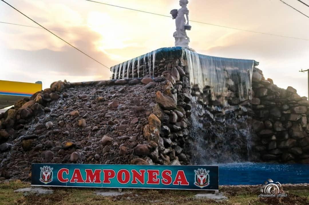 CASCATA CAMPONESA (ALESSANDRA MUNIZ)